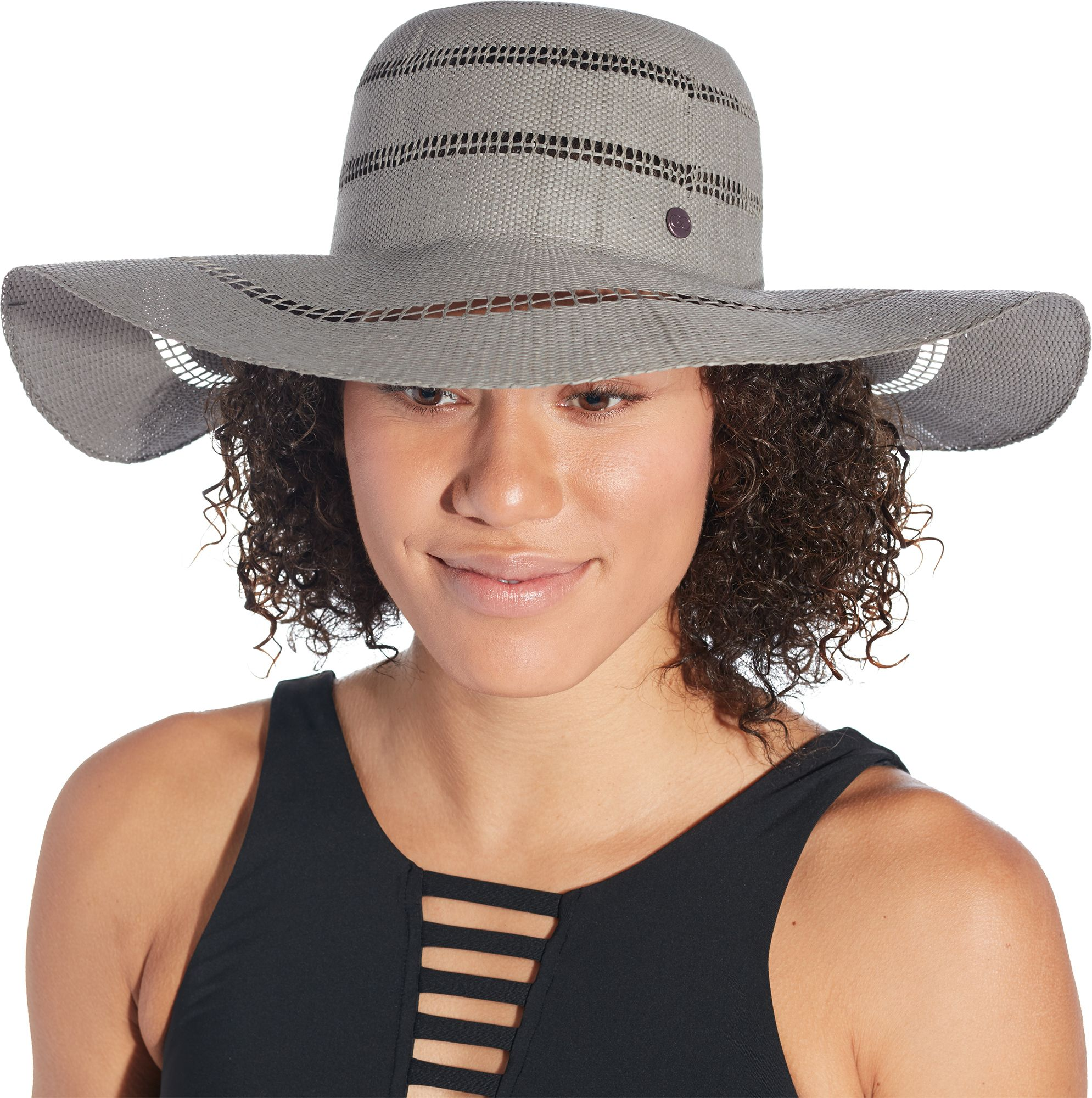 05a50650c894f3 CALIA by Carrie Underwood Women's Floppy Cutouts Hat | Fitness Apparel for  Your Life.Proposition 65 warning iconProposition 65 warning icon