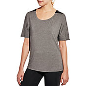 CALIA by Carrie Underwood Women's Mesh Inset T-Shirt
