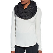 CALIA by Carrie Underwood Women's Metallic Infinity Scarf