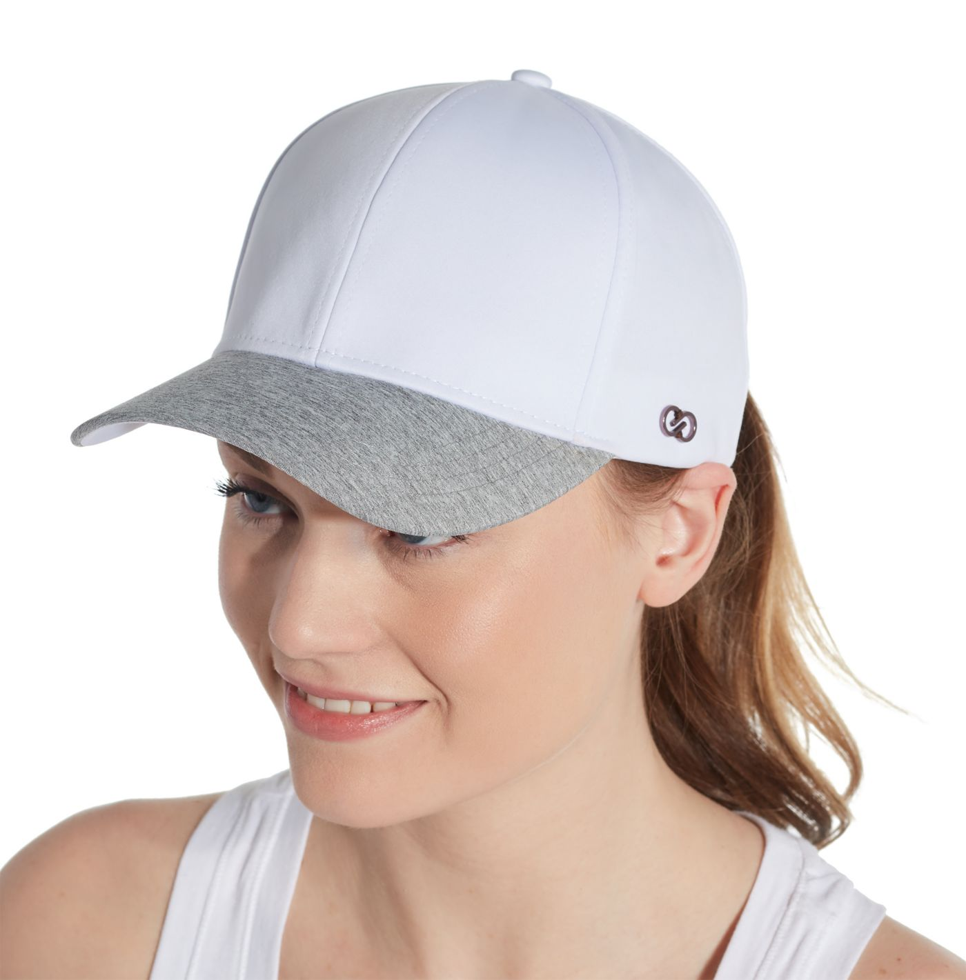 CALIA by Carrie Underwood Women's Speckled Visor Hat