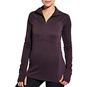 CALIA by Carrie Underwood Women's Warm 1/4 Zip Long Sleeve Shirt