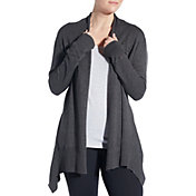 CALIA by Carrie Underwood Women's Effortless Heather Sweater Cardigan