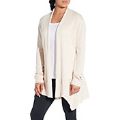 CALIA by Carrie Underwood Women's Effortless Sweater Cardigan
