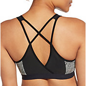 CALIA by Carrie Underwood Women's Power Mesh Inset Novelty Sports Bra
