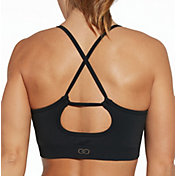 CALIA by Carrie Underwood Women's Stretch Loop Back Sports Bra