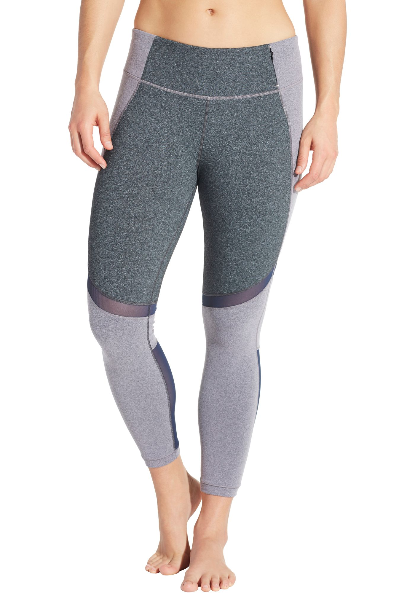 CALIA by Carrie Underwood Women's Essential Heather 7/8 Leggings