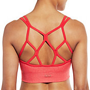 CALIA by Carrie Underwood Women's Inner Power Web Back Heather Sports Bra