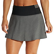 CALIA by Carrie Underwood Women's Anywhere Heather Flounce Skort