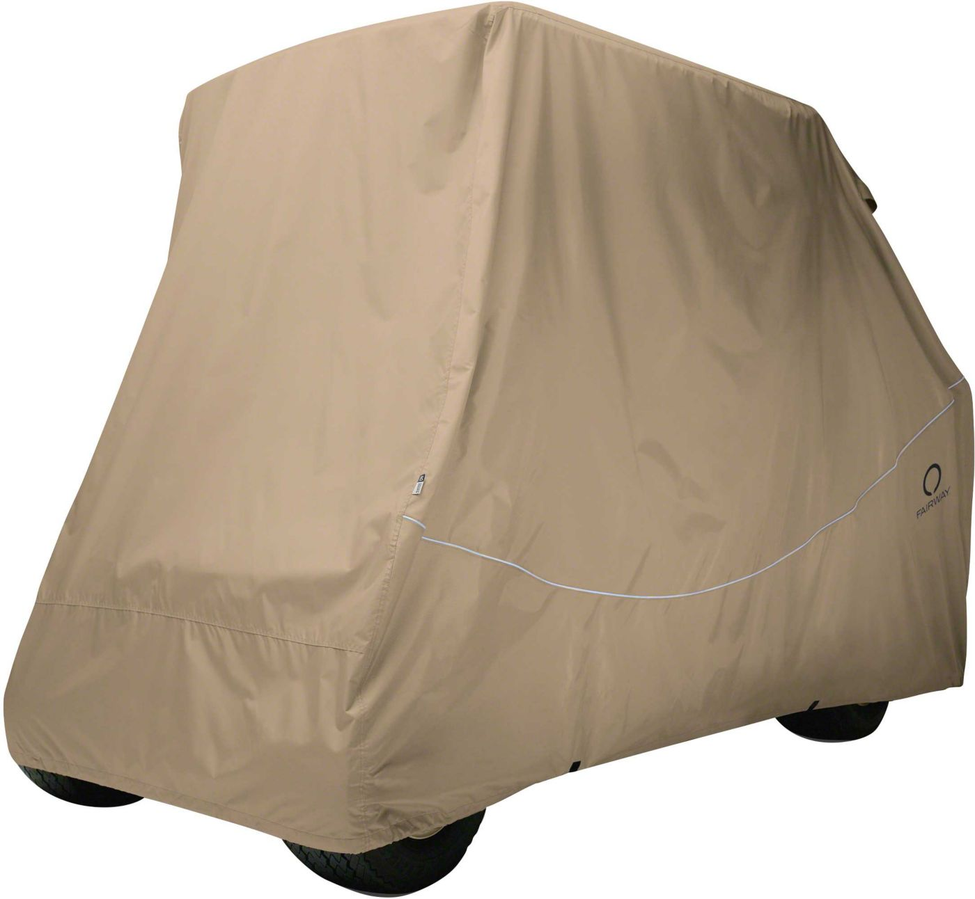 Classic Accessories Fairway Conversion Quick-Fit Golf Cart Cover