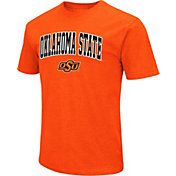 Colosseum Men's Oklahoma State Cowboys Orange Dual Blend T-Shirt
