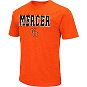 Colosseum Men's Mercer Bears Orange Dual Blend T-Shirt