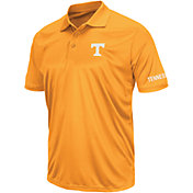 Colosseum Men's Tennessee Volunteers Tennessee Orange Performance Polo