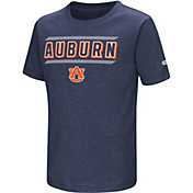 Colosseum Toddler Auburn Tigers Blue Closer T-Shirt