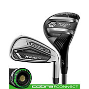 Cobra KING F8 Hybrid/Irons – (Graphite)
