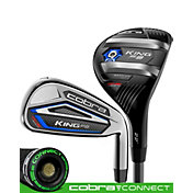 Cobra KING F8 ONE Length Hybrid/Irons – (Graphite)