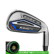 Cobra KING F8 ONE Length Irons – (Steel)