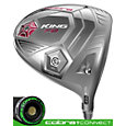 Cobra Women's KING F8 Driver – Raspberry