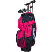 Cobra Women's F-MAX Complete Set – Black/Raspberry – (Graphite)