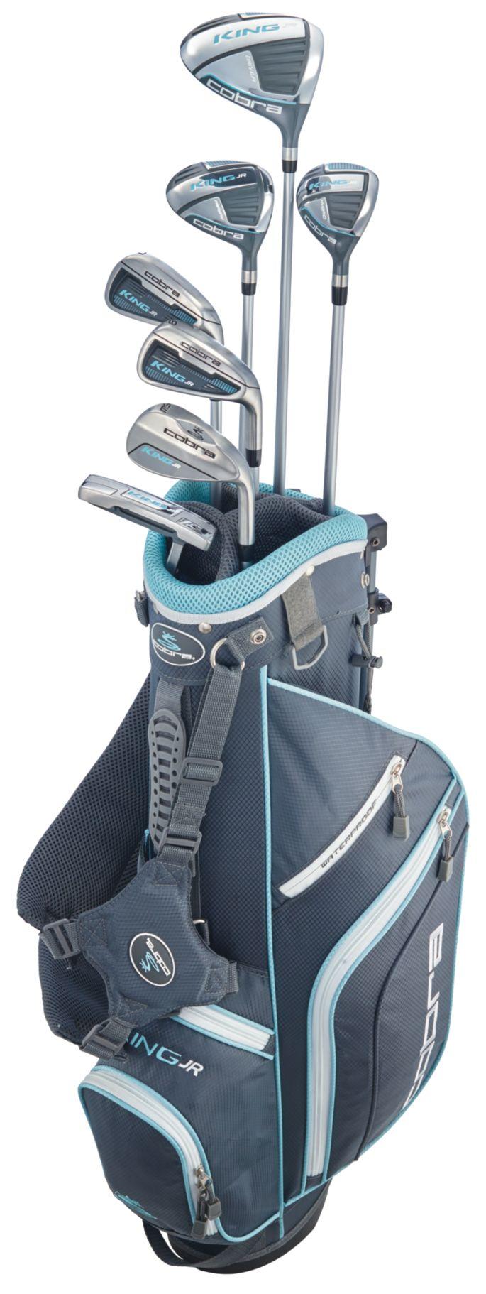 5b2c5154536b Cobra Girls' KING Junior Complete Set (Ages 9-12)   Golf Galaxy