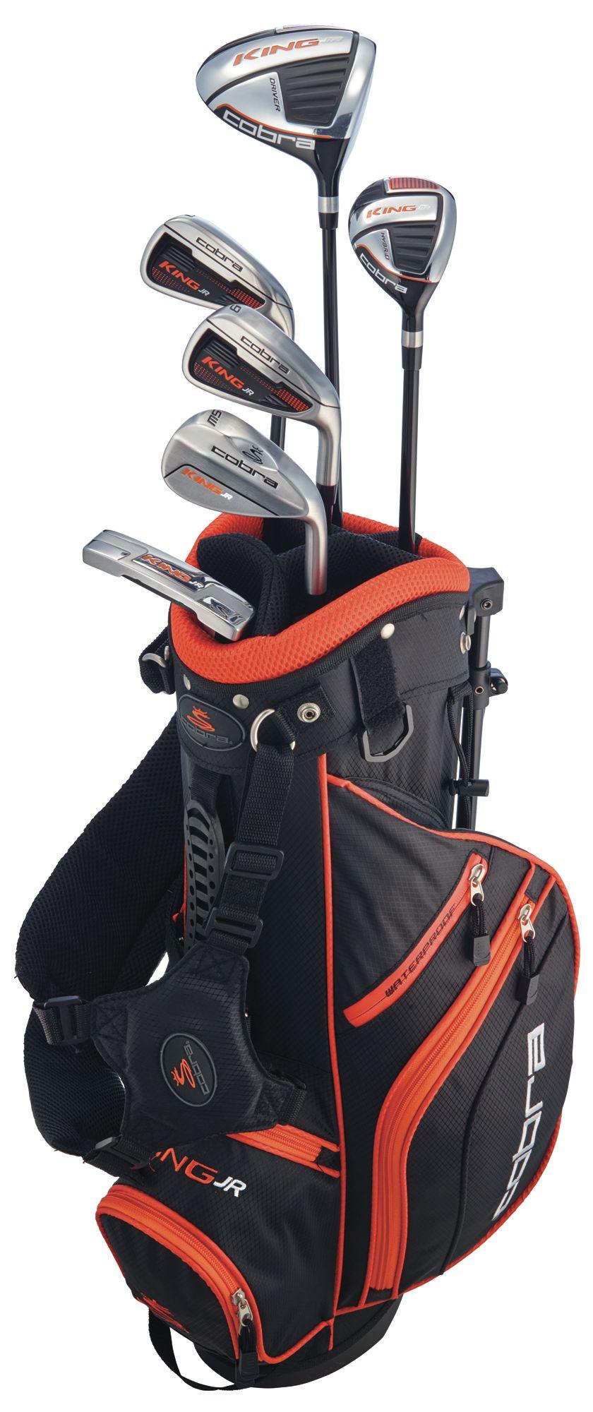 Kids Golf Club Sets-Cobra King Golf Club Set