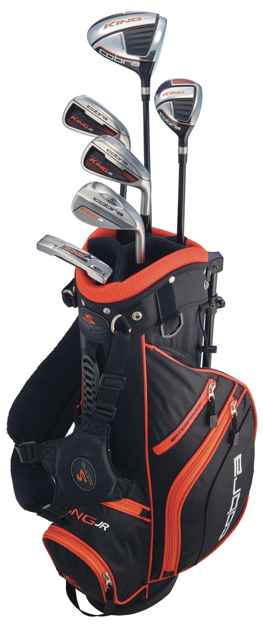 Kids Golf Club Sets-Cobra King Golf Club Set