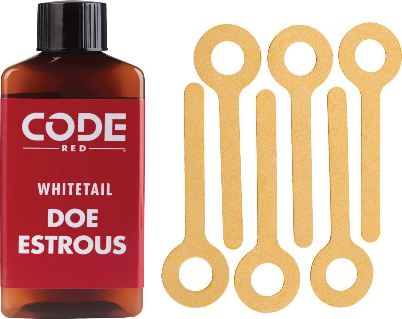 Code Blue Code Red Doe Estrous Kit