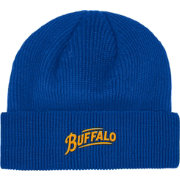 CCM Men's 2018 Winter Classic Buffalo Sabres Captain Blue Knit Beanie