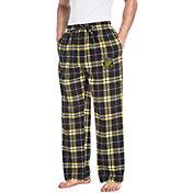 Concepts Sport Men's Columbus Crew Flannel Pants