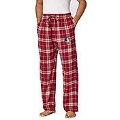 Concepts Sport Men's Florida State Seminoles Garnet/Gold Huddle Sleep Pants