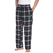 Concepts Sport Men's Marshall Thundering Herd Black/White Huddle Sleep Pants