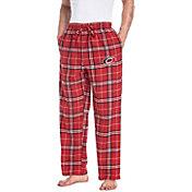 Concepts Sport Men's Carolina Hurricanes Flannel Pants