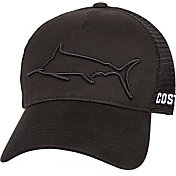c66e1ae7a6e Costa Del Mar Men s Stealth Marlin Cap