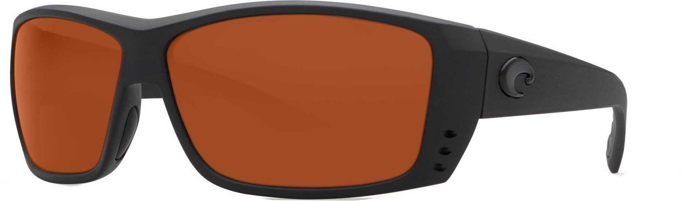 Costa Del Mar Men's Cat Cay 580P Polarized Sunglasses