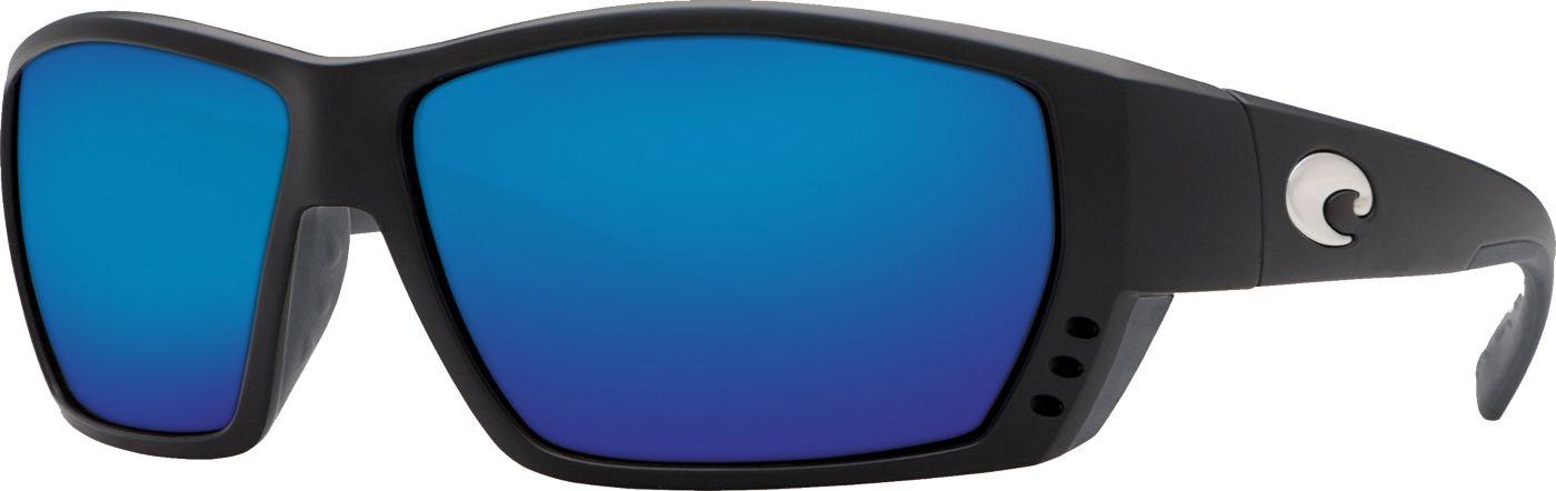Costa Del Mar Men's Tuna Alley 580G Polarized Sunglasses