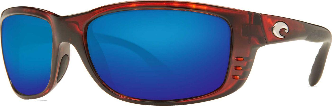 Costa Del Mar Men's Zane 580G Polarized Sunglasses