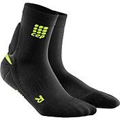 CEP Women's Achilles Support Compression Short Socks