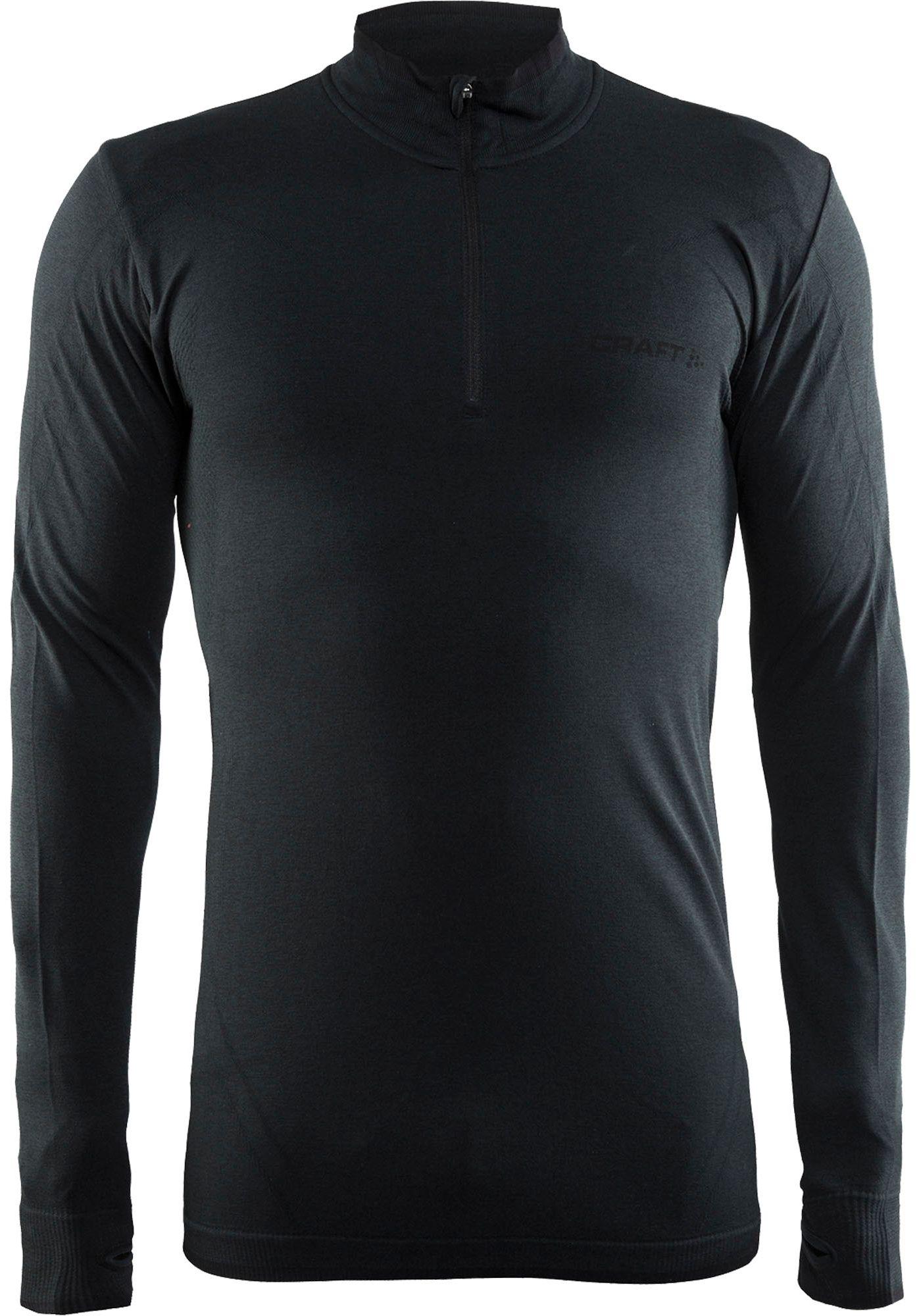 Craft Men's Active Comfort 1/4  Zip Running Pullover
