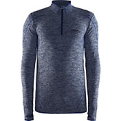 Craft Men's Active Comfort 1/4  Zip Running Pullover