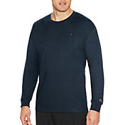 Champion Men's Classic Cotton Long Sleeve Shirt