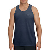 Champion Men's Classic Cotton Ringer Sleeveless Shirt