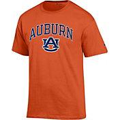 Champion Men's Auburn Tigers Orange Big Soft T-Shirt