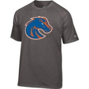 Champion Men's Boise State Broncos Grey Big Logo T-Shirt