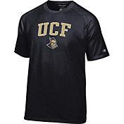 Champion Men's UCF Knights Black Word Logo T-Shirt