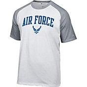 Champion Men's Air Force Falcons White Logo T-Shirt