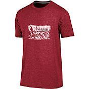 Champion Men's Oklahoma Sooners Crimson Touchback T-Shirt