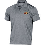 Champion Men's Oklahoma State Cowboys Grey Classic Polo