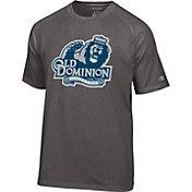 Champion Men's Old Dominion Monarchs Grey Big Logo T-Shirt