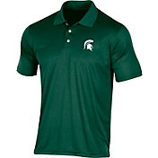 Champion Men's Michigan State Spartans Green Classic Polo