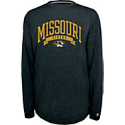 Champion Missouri Tigers Black Pursuit Long Sleeve Shirt