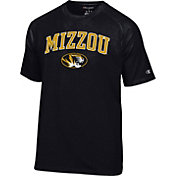 Champion Men's Missouri Tigers Black Logo T-Shirt